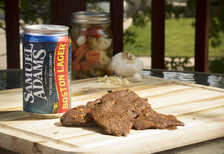 """How to Make a """"Hot"""" Wild Game Jerky"""