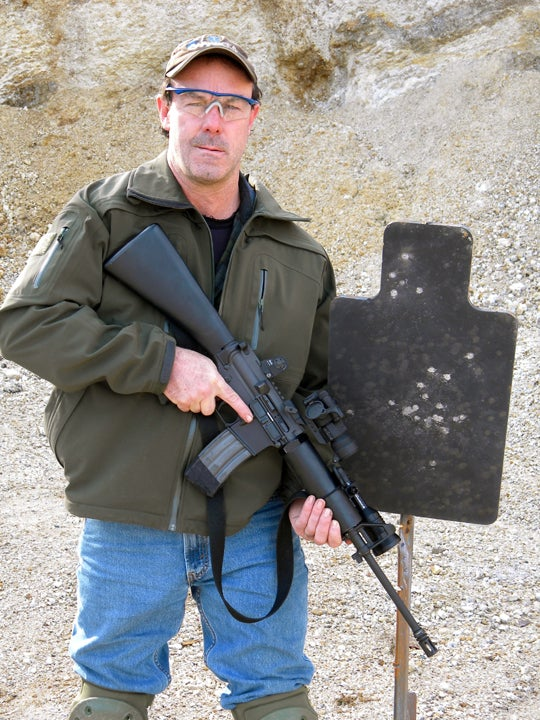 Rifle Review: Is The Shootrite Katana AR a One-and-Only Gun?