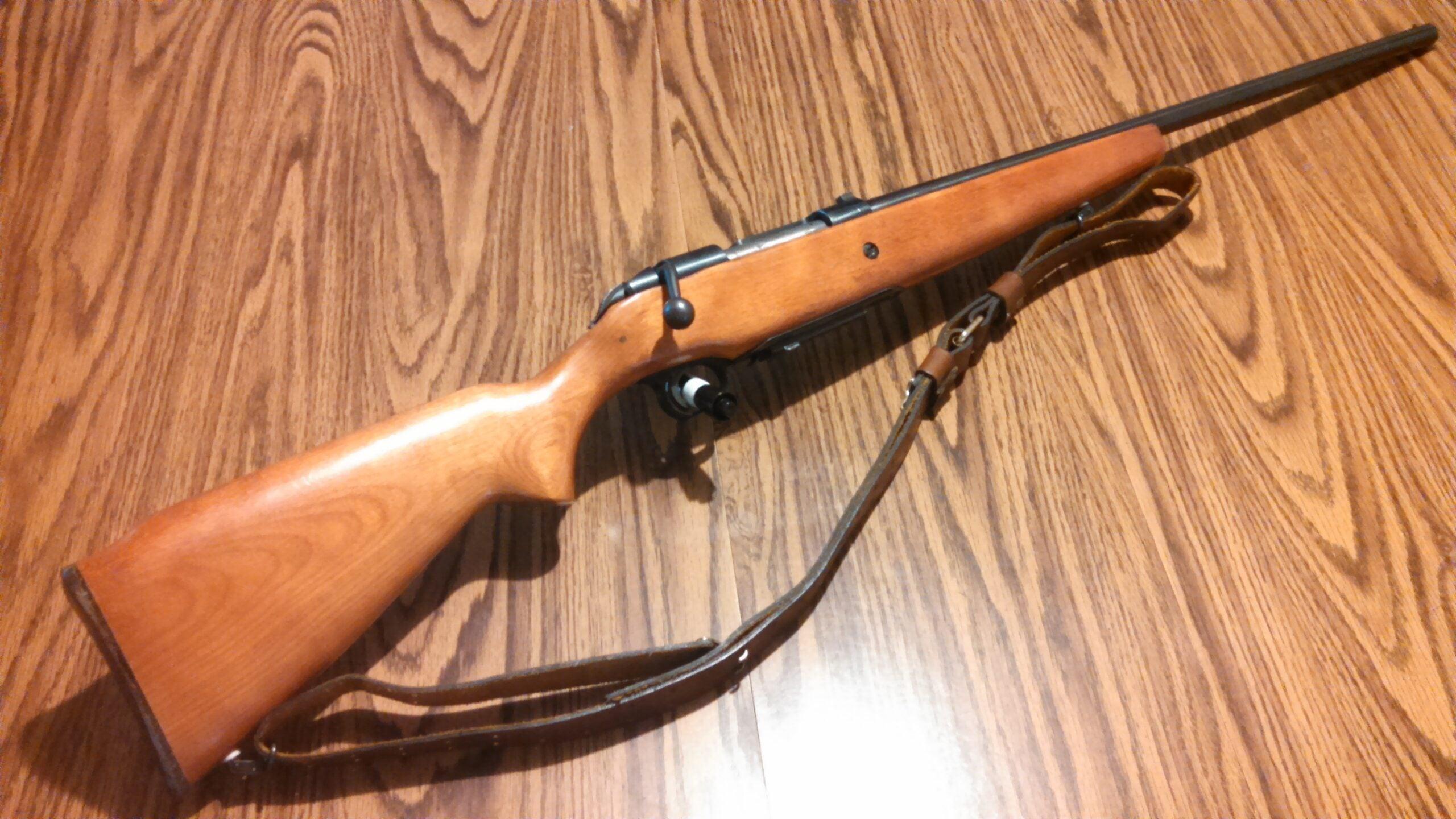 Gunfight Friday: Bolt-Action Shotguns