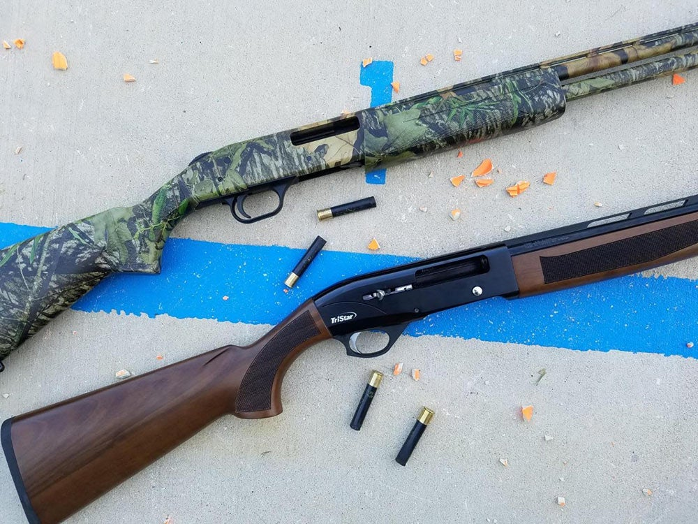 mossberg 500 and tristar viper .410 shotgun