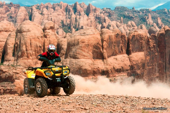 Tips for Riding Your ATV in Hot Weather