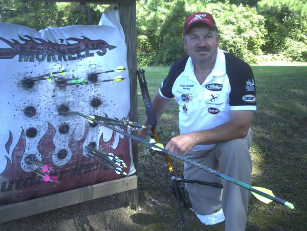 Learn how to shoot arrows more accurately.