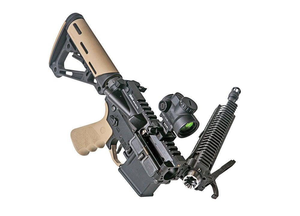 F&D Defense XAR Invicta Folding Rifle