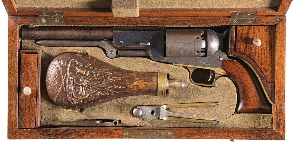 Colt Walker .44 caliber