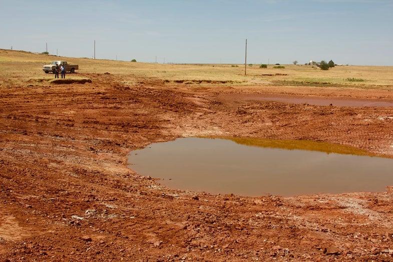 southwest drought