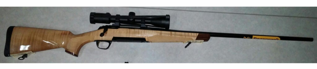 Browning Bolt Action