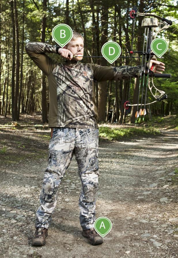 Shoot Better: The Basics of Good Bow Form