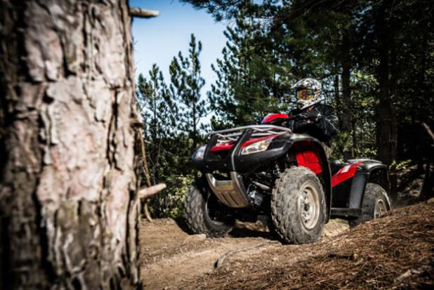ATV Review: 2013 Honda Rincon 680