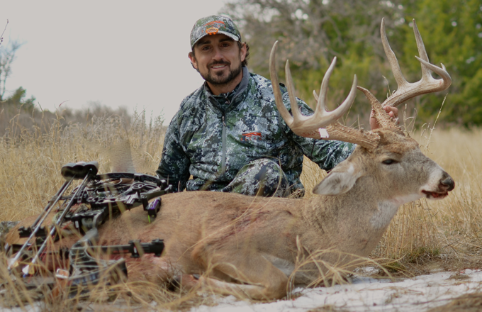Rut Lessons From Two Texas Trophies