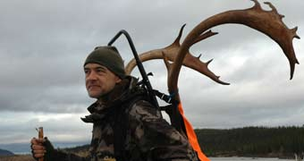Hunting barren-ground caribou with Bill Heavey