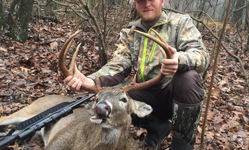 3 Southern States Where the Rut is Still Rocking