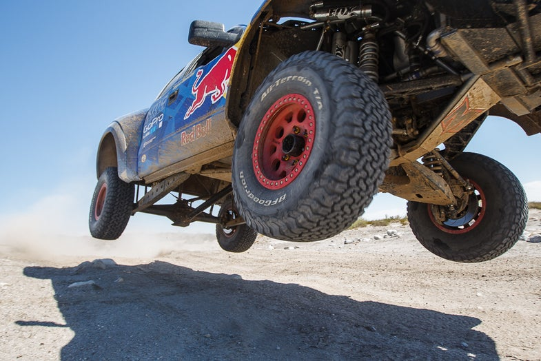 Off-Road in Baja: Riding the 500 With Bryce Menzies and Jesse Jones