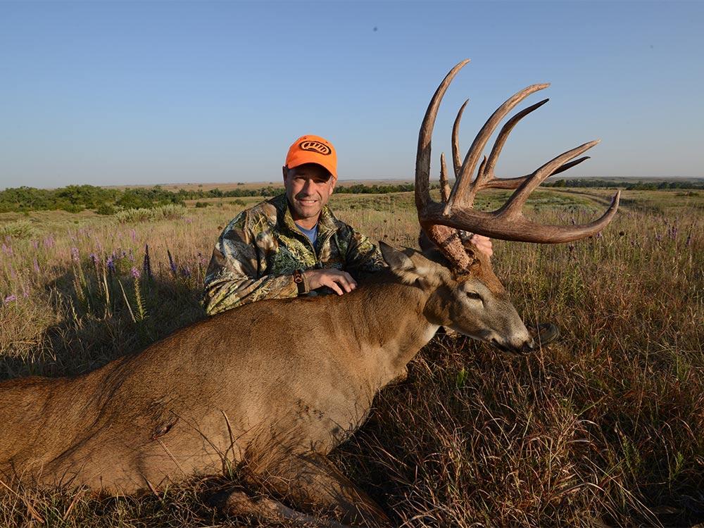 Todd Bigbee's 9-point buck