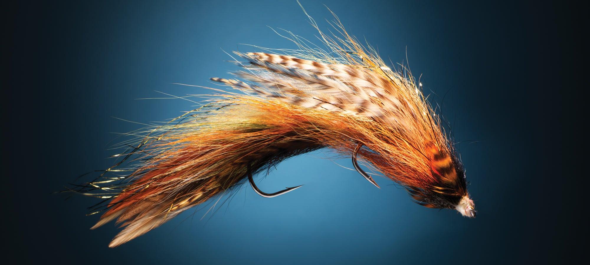 flyfishing dredge streamer