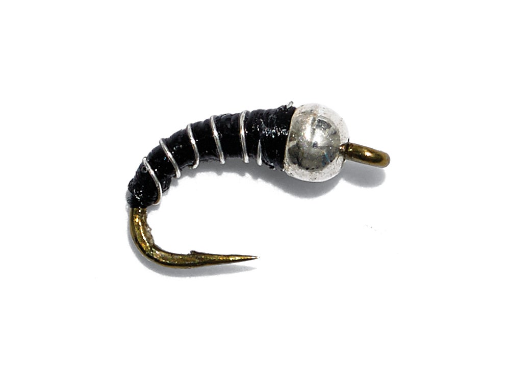 Tungsten Zebra Midge