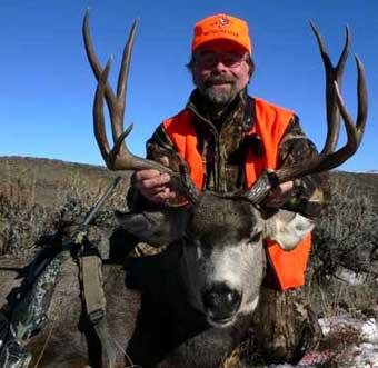Hunting Mule Deer in Colorado