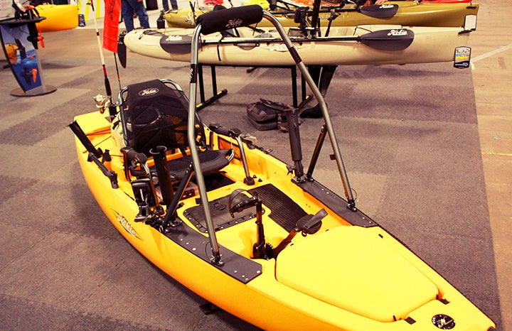 New Kayak Fishing Gear for 2013