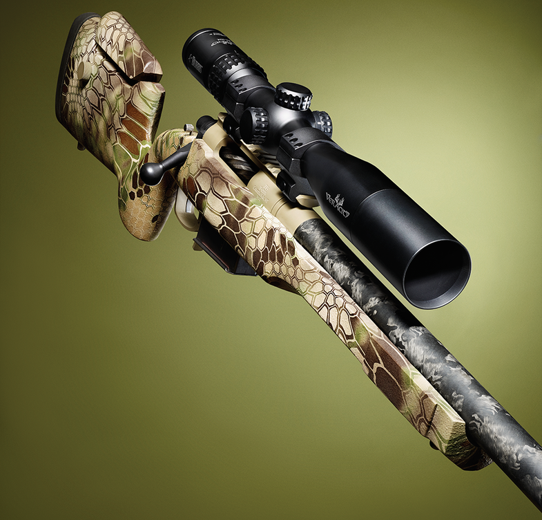Tac Drivers: Four Precision Tactical Rifles Light Enough for Field Work