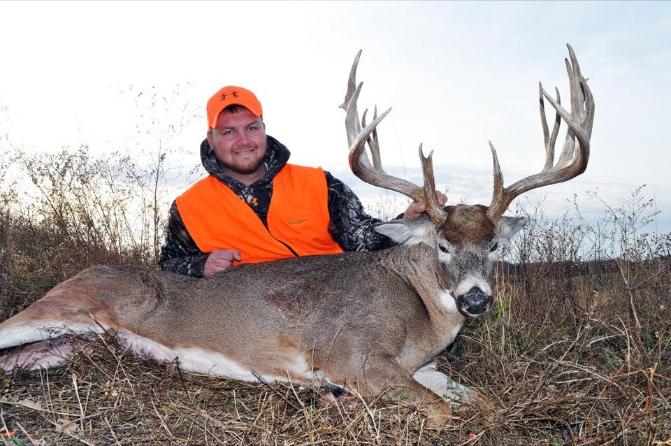 200-Class Missouri Monster Buck Ends Hunter's 13-Year Quest for a Booner