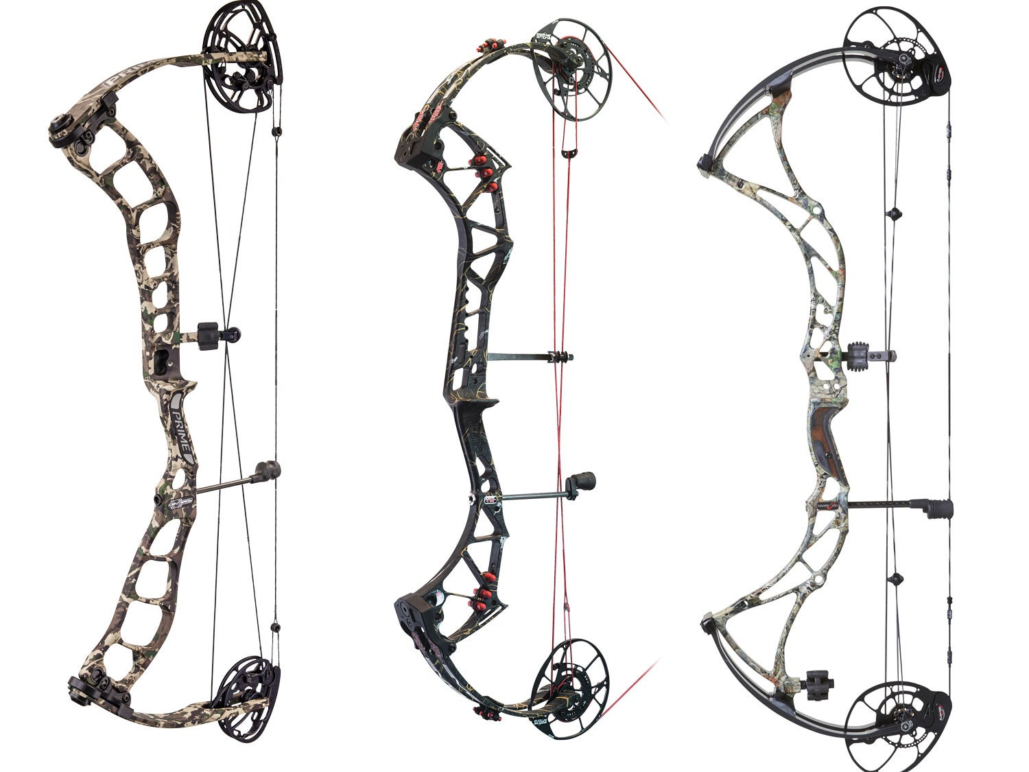 Nine Best New Bows for 2017
