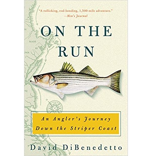 on run angler book david dibenedetto