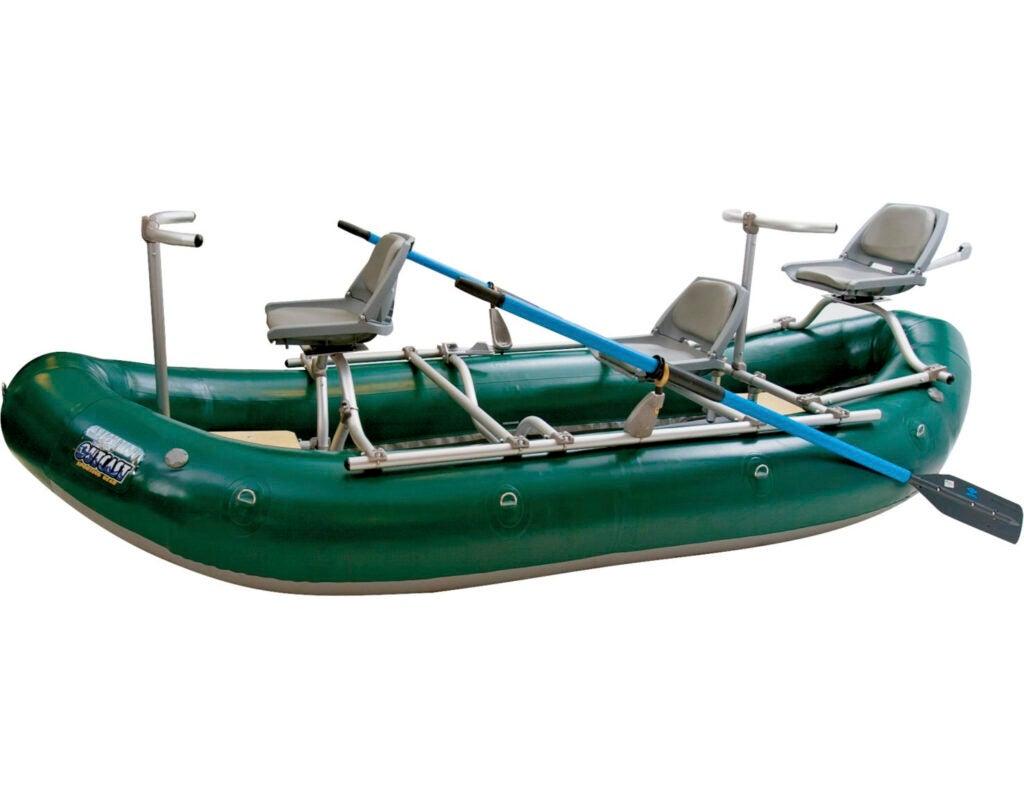 boats, floats, fishing trip gear