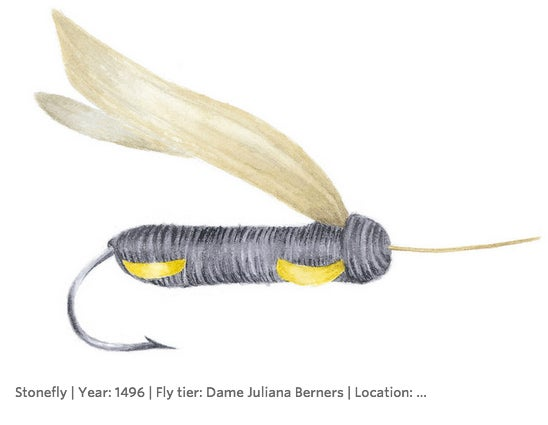 Which Flies Do You Think Make Up Fly Fishing History?