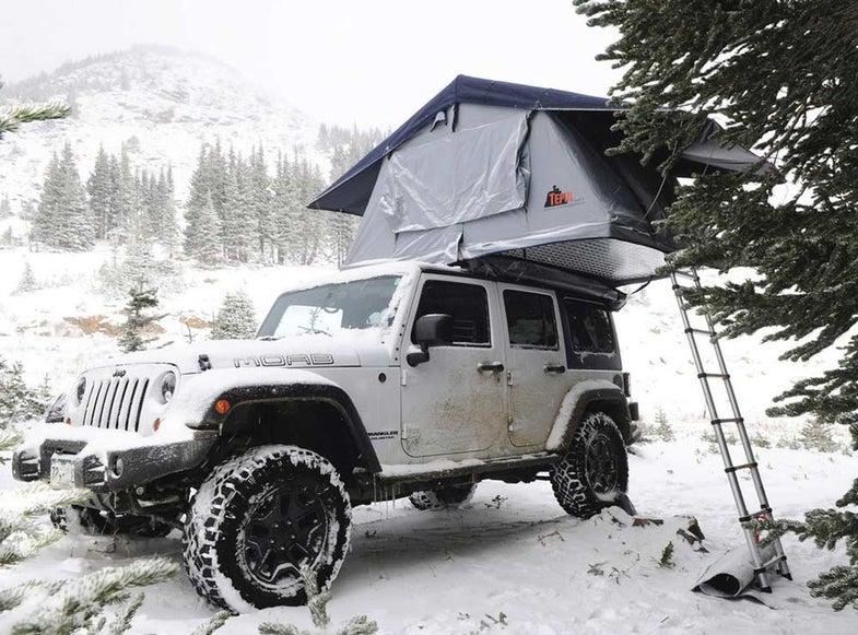 Tepui Kukenam Sky Rooftop Tent