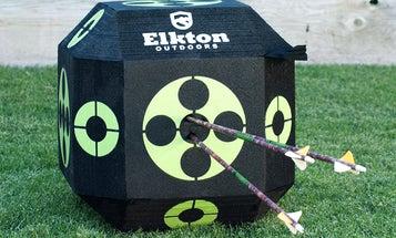 Bargain Hunter: Elkton 18-Sided Archery Target 40 Percent Off