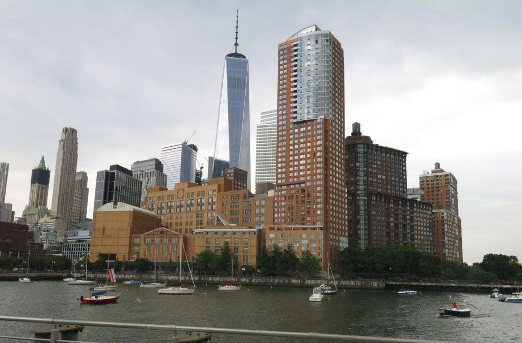 Manhattan fishing