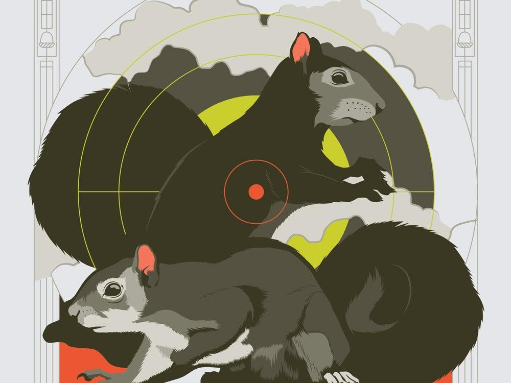 Four Tactics for Hardcore Squirrel Hunters