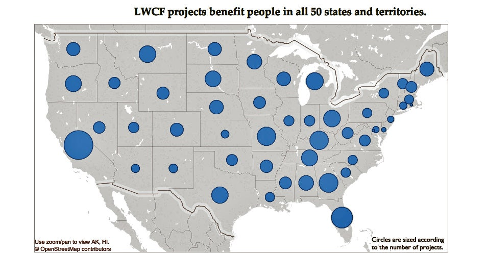 Why Should You Love the LWCF? This New Guide Reveals All