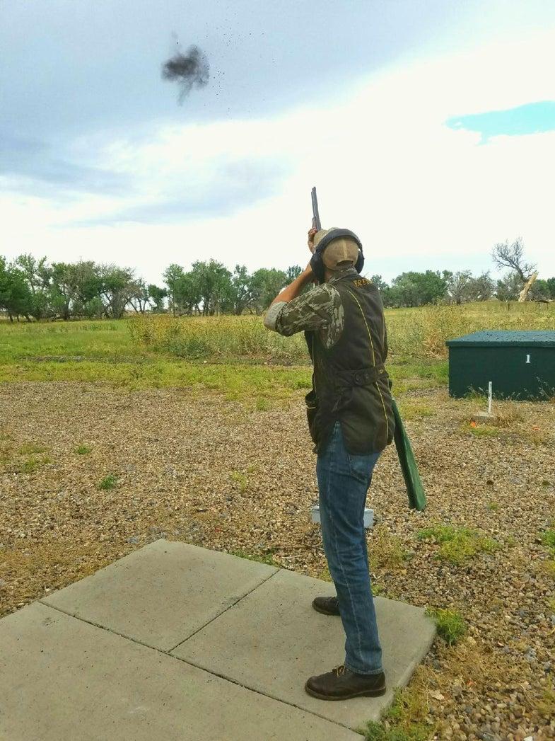 hunting shooting skeet