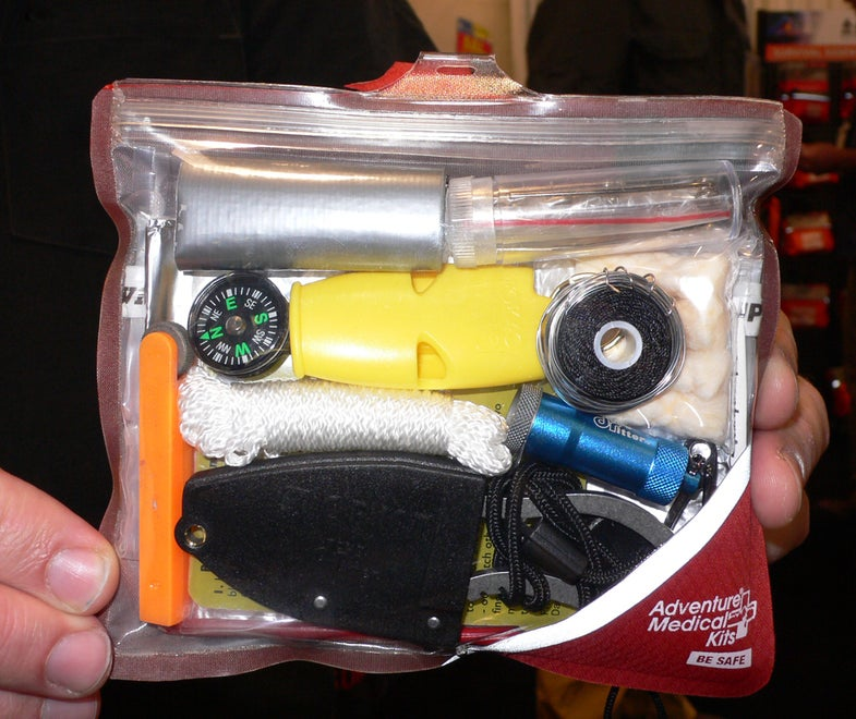 Jay Cassell Picks The Coolest New Hunting and Outdoor Gadgets, from Survival Kits to Flashlights, from SHOT Show 2011