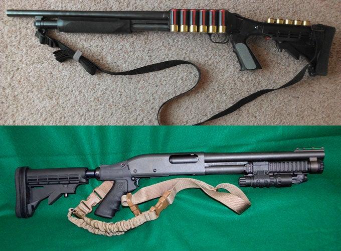 Gunfight Friday: Home Defense Guns