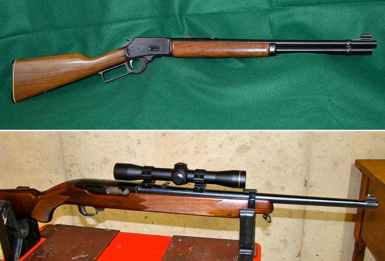 Gunfight Friday: .44 Magnum-Carbine Edition