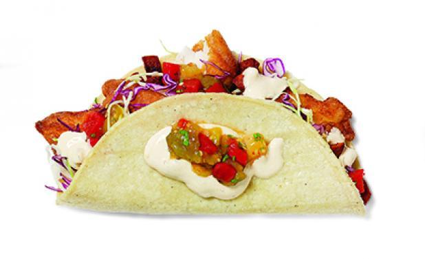 Largemouth Bass Tacos