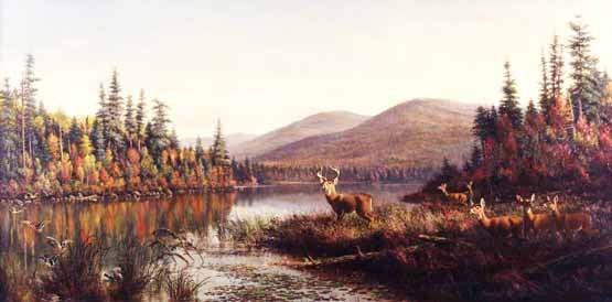 httpswww.fieldandstream.comsitesfieldandstream.comfilesimport2014importBlogPostembedTait_Autumn_Morning_Adirondack_Museum.jpg