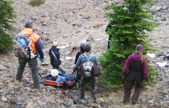 Close Call: Surviving a 600-ft Fall Down a Mountain