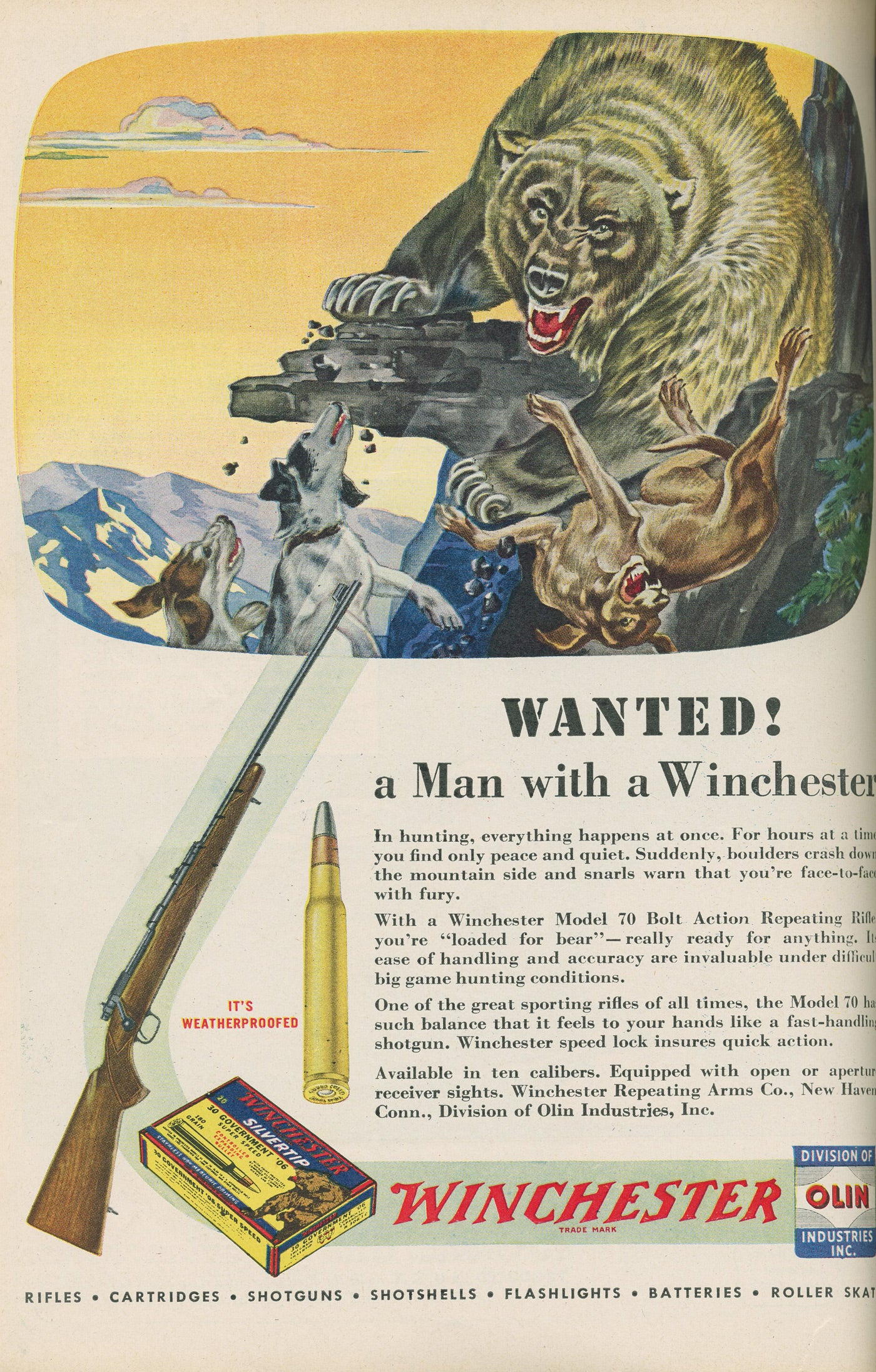 Wonderland On Paper: 70 Classic Gun Advertisements Published in Field & Stream from 1940 to 1960