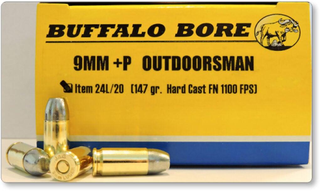 Buffalo Bore 9mm