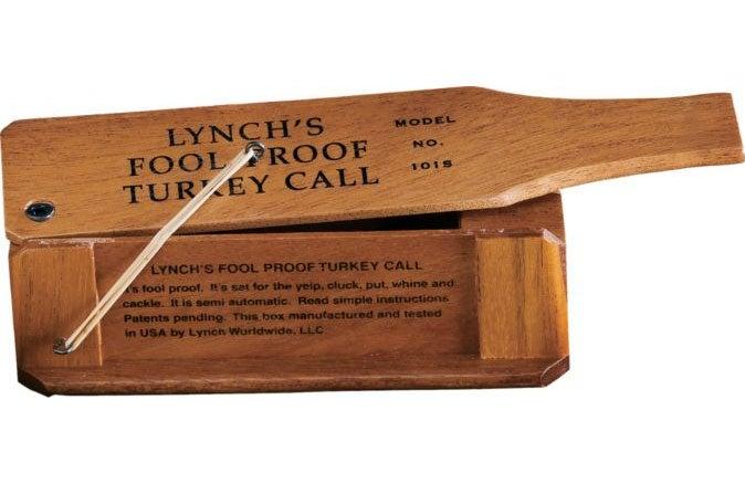 Lynch Fool Proof turkey caller