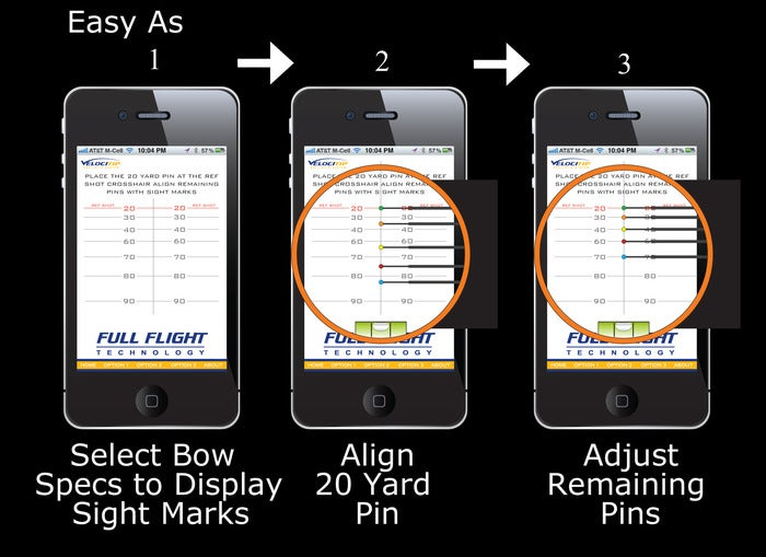 Kickstarter Campaign: Adjust Your Bow Sight With UNO iPhone App