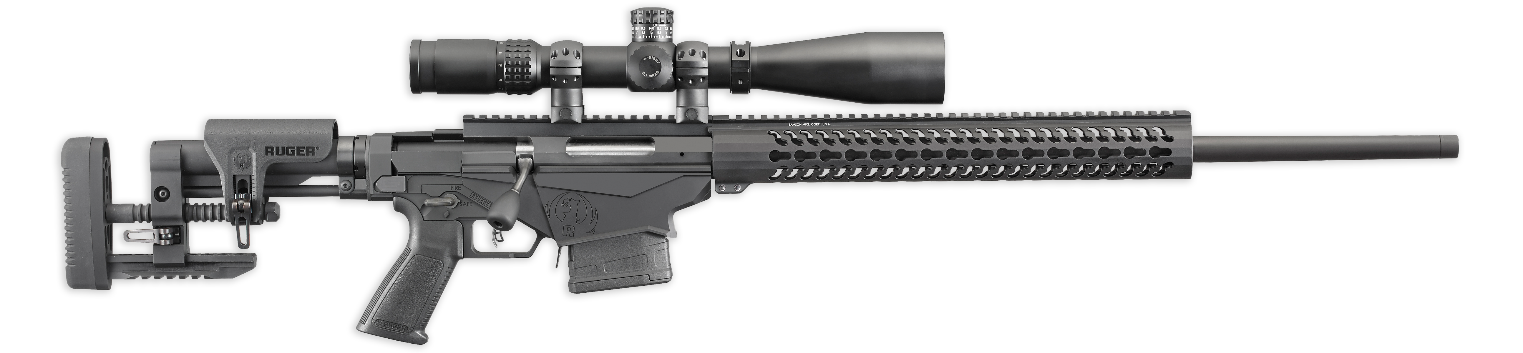 Ruger Precision Rifle: Part 1