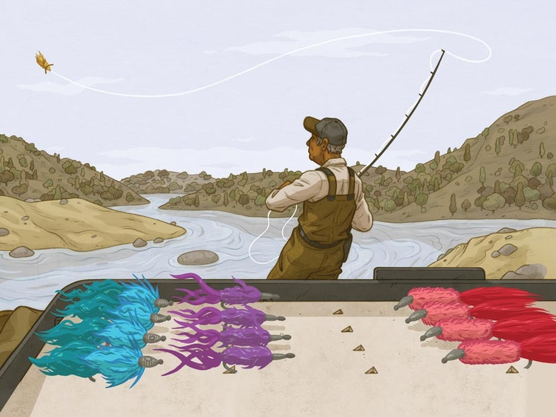 picking right fly fishing