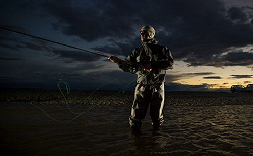 Something In The Night: Beat The Heat by Fishing After Dark