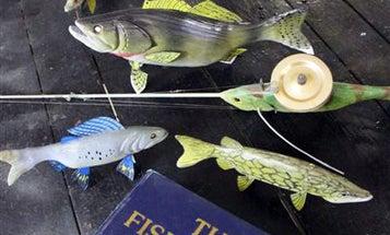 Spearfishing Decoys: High Art For Killing Big Fish