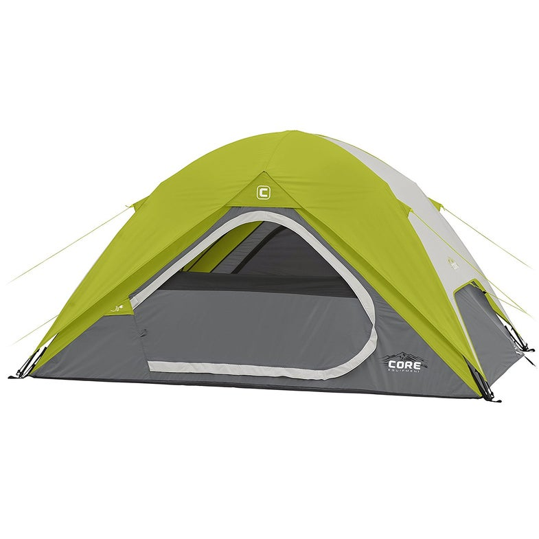 Bargain Hunter: Core Four-Person Instant Dome Tent for 31 Percent Off