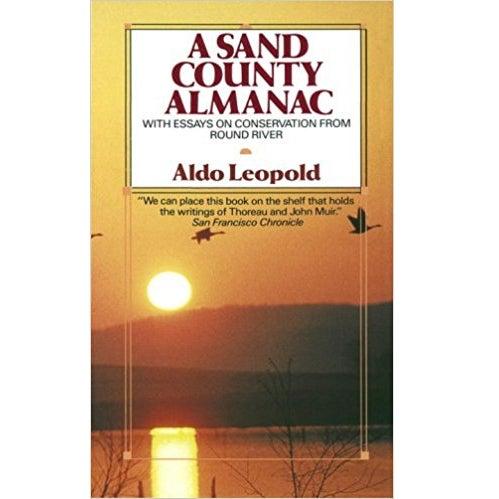 sand county almanac book aldo leopold