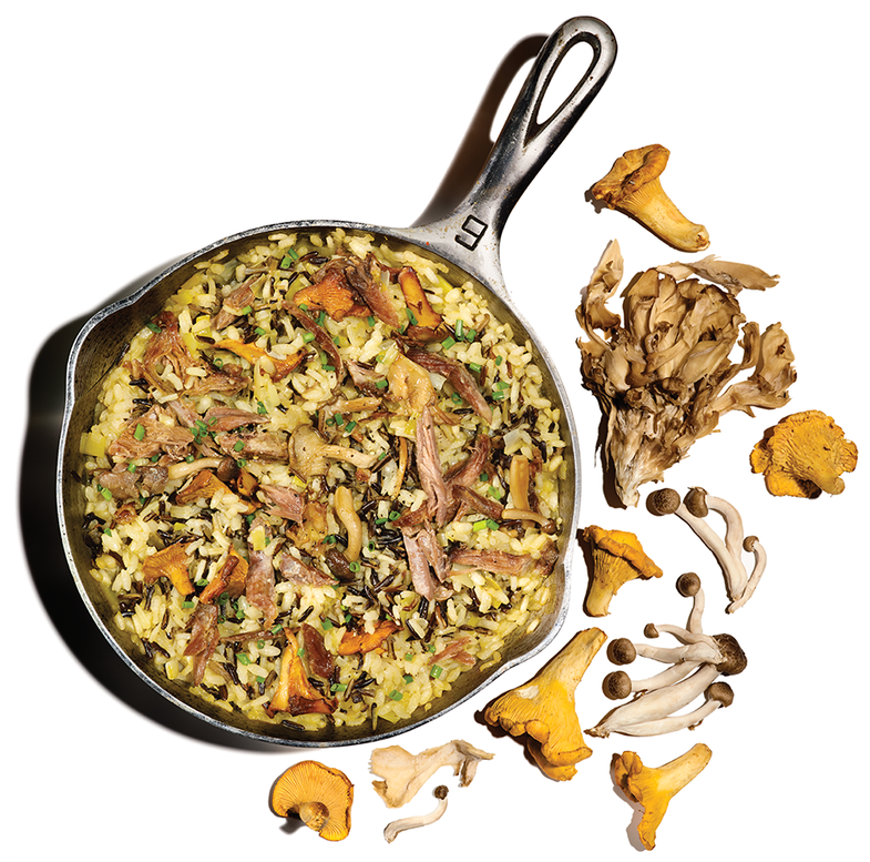 Super-Wild Risotto: Get Ready to Enjoy Your New Favorite Waterfowl Recipe